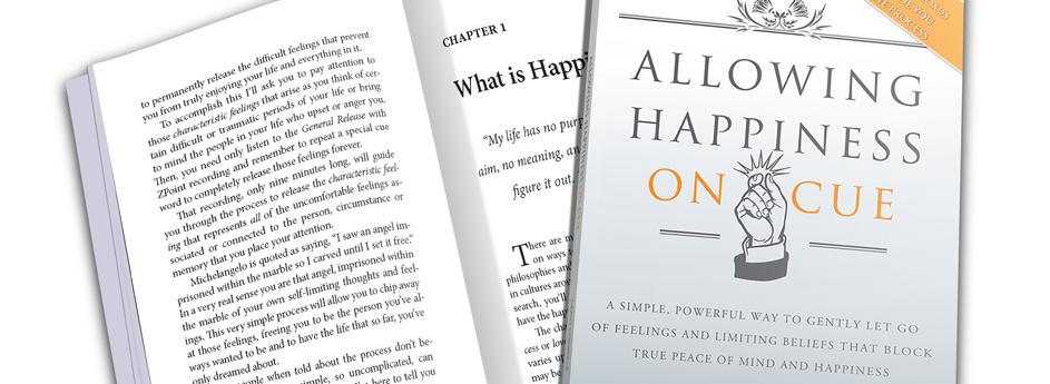 Allowing Happiness Book